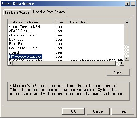Technical Note: Integrating PLS-CADD with a Database