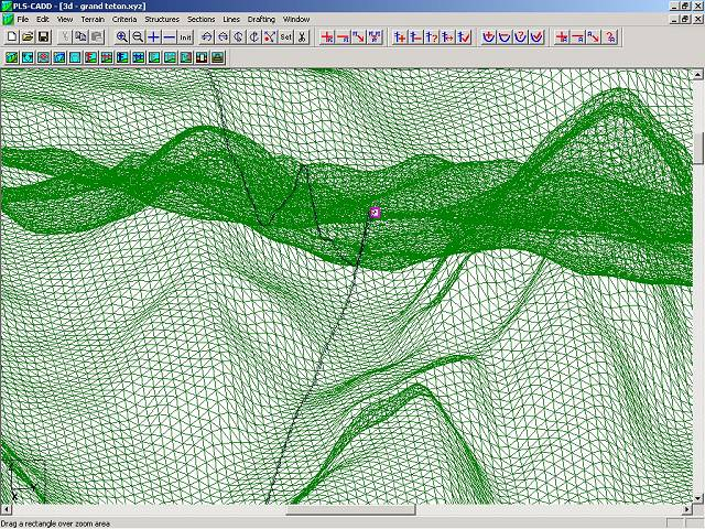 Technical Note: Importing USGS DRGs and DEMs into PLS-CADD